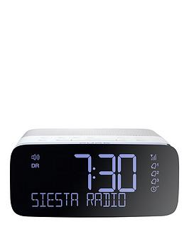 Image of Pure Pure Siesta Rise Dab/Fm Bedside Clock Radio