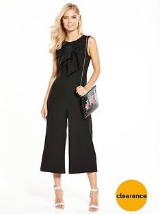 v-by-very-twist-detail-culotte-jumpsuit-black