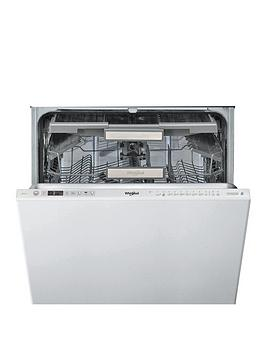 Whirlpool Wio3O33Del Built-In 14-Place Dishwasher With Quick Wash, 6Th Sense, Power Clean Pro, Power Dry - White - Dishwasher Only Best Price, Cheapest Prices