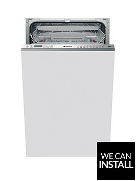 hotpoint-ultima-lstf9h123cluk-10-place-built-in-dishwasher-with-optional-installation-stainless-steel
