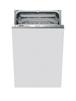 Hotpoint Ultima Lstf9H123Cluk 10-Place Built In Dishwasher - Dishwasher With Installation Review thumbnail