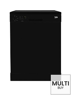 beko-dfn04210b-12-place-dishwasher-with-4-wash-programmes-black