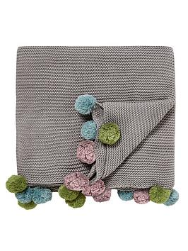 scion-pom-pom-knitted-throw