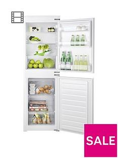 hotpoint-hmcb5050aanbsp177cmnbsptallnbsp54cmnbspwide-built-in-auto-defrost-fridge-freezer-with-optional-installation-white