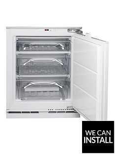 hotpoint-hza1-55cm-integrated-under-counter-freezer-with-optional-installation-white