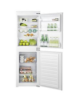 Hotpoint Day 1 Hmcb50501Aa 177Cm High, 55Cm Wide Integrated Fridge Freezer - White - Fridge Freezer Only Best Price, Cheapest Prices
