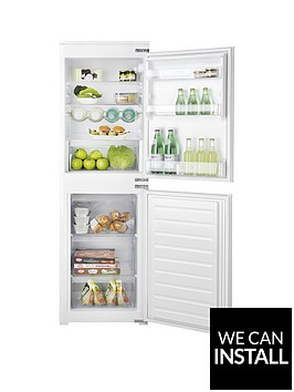 hotpoint-hmcb50501aa-177cm-high-55cm-wide-integrated-fridge-freezer-with-optional-installation-white