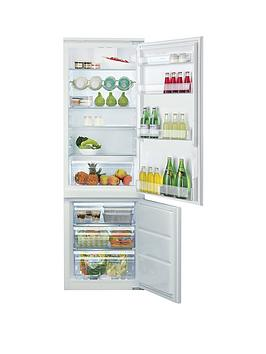 Hotpoint Ultima Hmcb7030Aadf 177Cm High, 55Cm Wide Integrated Fridge Freezer - Fridge Freezer With Installation