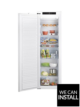 hotpoint-ultima-hf1801efaa-built-in-177cm-highnbsp55cm-wide-fully-integrated-frost-free-freezer-with-optional-installation-white