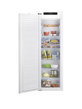 Hotpoint Ultima Hf1801Efaa Built-In 177Cm High, 55Cm Wide Fully Integrated Frost Free Freezer - Freezer With Installation