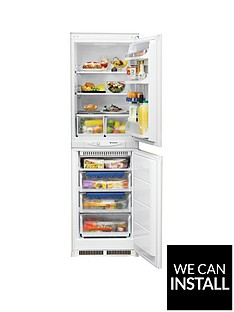 hotpoint-aquariusnbsphm325ff2-177cm-high-55cm-widenbspintegrated-fridge-freezer-with-optional-installation-white