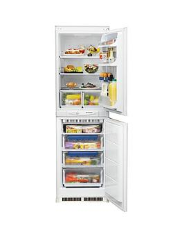 Hotpoint Aquarius Hm325Ff2 177Cm High, 55Cm Wide Integrated Fridge Freezer - Fridge Freezer With Installation