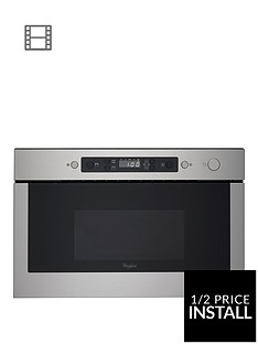 whirlpool-absolute-amw439ix-built-in-microwave-with-optional-installation-stainless-steel