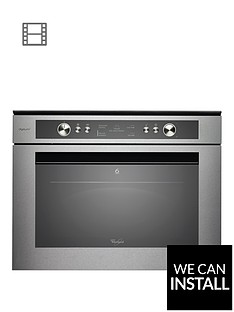 whirlpool-fusion-amw834ixl-built-in-microwave-with-optional-installation-stainless-steel