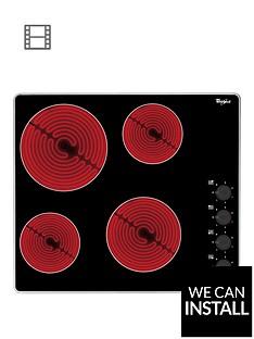 whirlpool-akm609ix-built-in-ceramic-hob-with-optional-installation-black