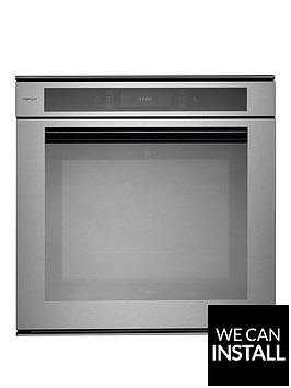 whirlpool-fusion-akz694ixnbspbuilt-in-oven-with-optional-installation-stainless-steel