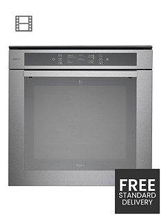 whirlpool-fusion-akzm6692ixl-built-in-oven-with-optional-installation-stainless-steel