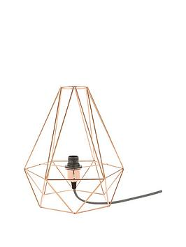 harlow-copper-diamond-table-lamp