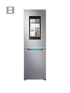 Samsung RB38M7998S4/EU Family Hub Fridge Freezer - Stainless Steel