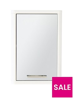 luna-1-door-mirrored-bathroom-wall-cabinet-white