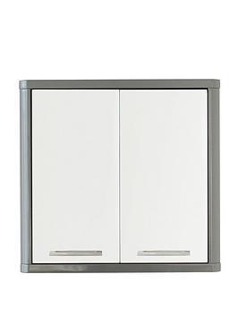 lloyd-pascal-luna-high-gloss-2-door-mirrored-bathroom-cabinet-greynbsp