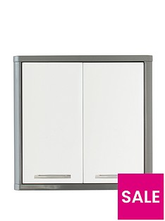 luna-2-door-mirrored-bathroom-cabinet-grey