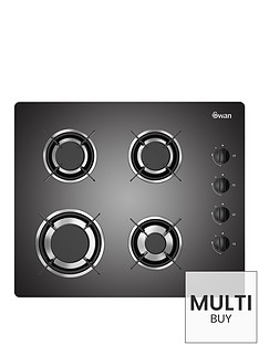 swan-sxb7040b-60cm-built-in-gas-glass-hob-with-fsd-black