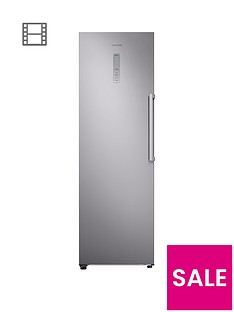 Samsung RZ32M7120SA/EU Frost Free Freezer with All-Around Cooling System - Silver