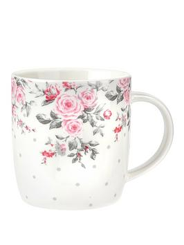 catherine-lansfield-by-portmeirion-canterbury-grey-spot-mugs-set-of-2
