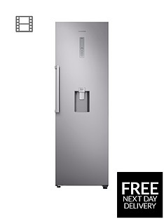 samsung-rr39m7340saeu-frost-free-fridge-with-non-plumbed-water-dispenser-silver-5-year-samsung-parts-and-labour-warranty