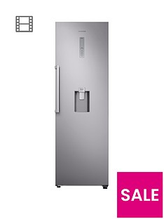 samsung-rr39m7340saeu-frost-free-fridge-with-non-plumbed-water-dispenser-silver