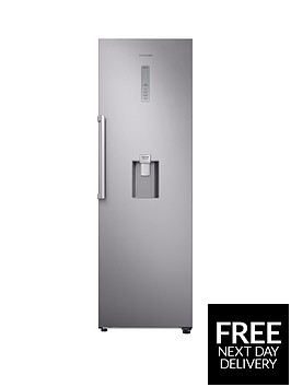 samsung-rr39m7340saeu-frost-free-fridge-with-non-plumbed-water-dispenser-silverbr-5-year-samsung-parts-and-labour-warranty