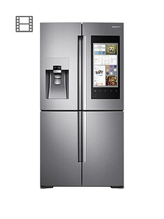 samsung-rf56m9540sreu-family-hub-multi-door-fridge-freezer-and-5-year-samsung-parts-and-labour-warranty--nbspstainless-steel