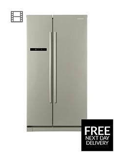 Samsung RSA1SHPN1/XEU Frost Free American Style Fridge Freezer with Digital Inverter Technology -Inox
