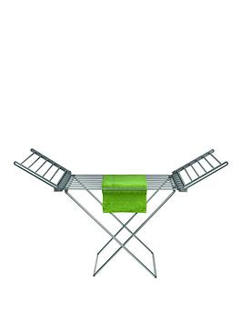Pifco Y-Shaped Heated Clothes Airer