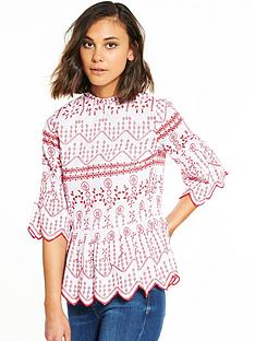 river-island-embroidered-smock-top