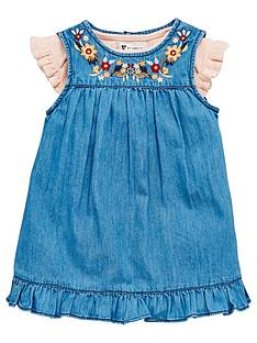 mini-v-by-very-baby-girls-denim-dress-andnbsppointelle-bodysuit-set-2-piece