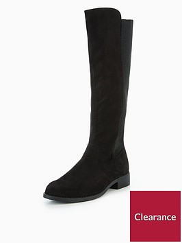 v-by-very-cilla-flat-imi-suede-knee-high-boot-with