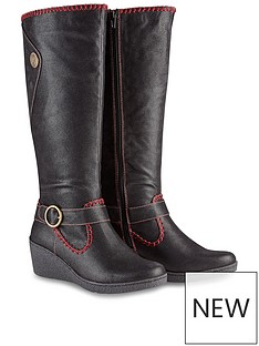joe-browns-distinctive-wedge-boots