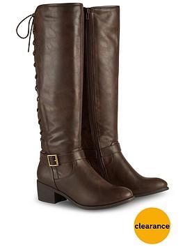 joe-browns-sensational-lace-back-boots