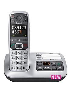 gigaset-gigaset-e560a-single-cordless-phone-silver