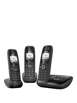 gigaset-gigaset-as405a-trio-cordless-phone-black