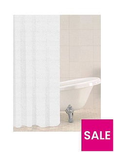 sabichi-sparkle-dot-shower-curtain-180-x-180cm