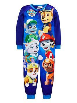 paw-patrol-paw-patrol-boys-all-over-print-fleece-sleepsuit
