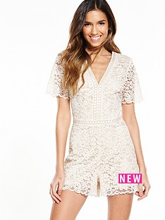 oasis-lace-playsuit-ivory
