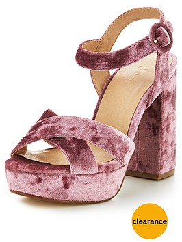 v-by-very-chance-velvet-platform-heeled-sandal-mauve
