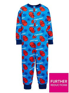 spiderman-boys-sleepsuit