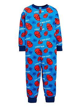 spiderman-boys-sleepsuit