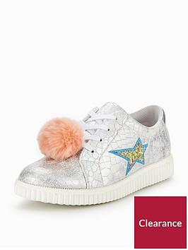 v-by-very-girls-pammy-pom-pom-trainers-silver
