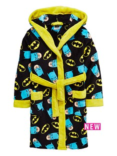 batman-batman-all-over-printed-boys-robe